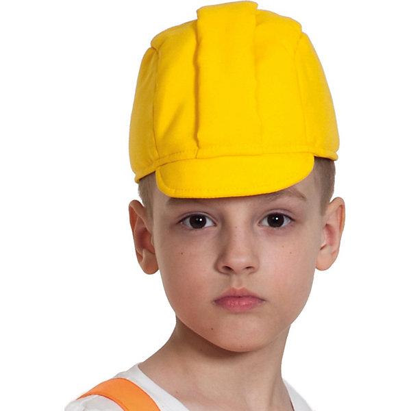 Карнавалофф Карнавальная шапка Карнавалофф Каска строителя