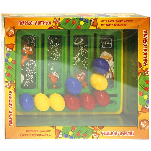 Биплант Настольная игра Биплант Перво-Логика игры для малышей биплант настольная игра перво логика
