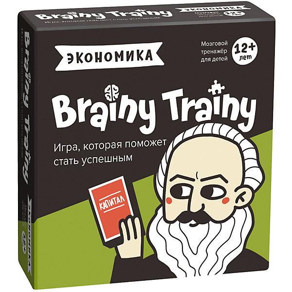 Картинка для Brainy Trainy Игра-головоломка Brainy Trainy Экономика