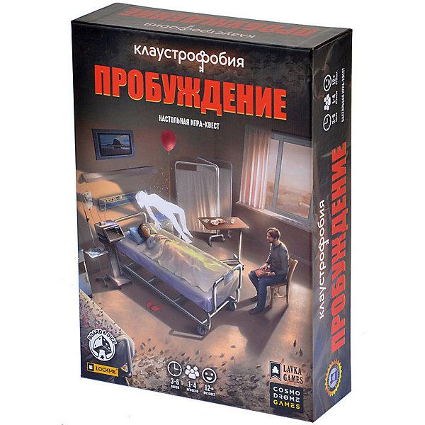 Настольная игра Cosmodrome Games Клаустрофобия. Пробуждение фото