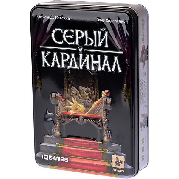 Купить Настольная игра Gemenot Серый кардинал, Геменот, Россия, Унисекс