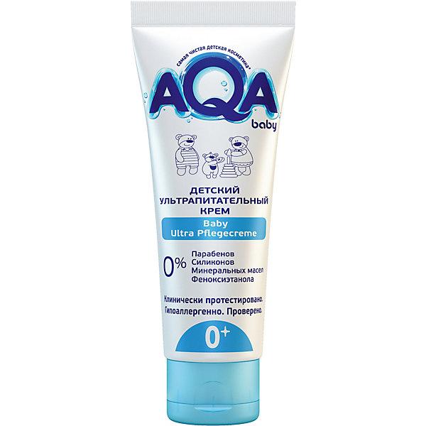 AQA baby Детский ультрапитательный крем Baby, 75 мл.