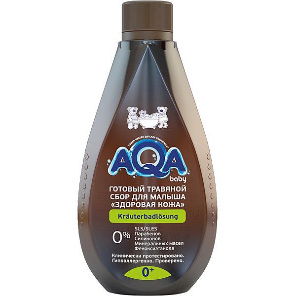 AQA baby Травяной сбор для малыша Baby Здоровая кожа, 400 мл.