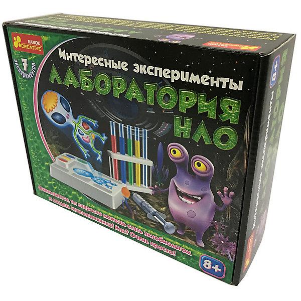 Купить Набор для опытов Ranok-creative Лаборатория НЛО , Ranok Creative, Украина, Унисекс