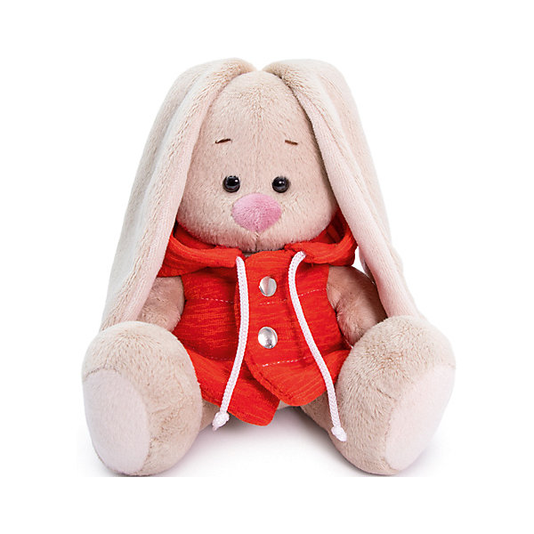 Budi Basa Мягкая игрушка Budi Basa Зайка Ми в жилетке с капюшоном, 25 см