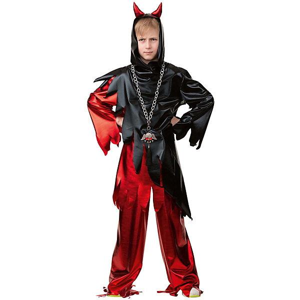 Купить Карнавальный костюм Батик Демон , Россия, 122, 152, 140, 116, 146, 128, 158, 134, Мужской