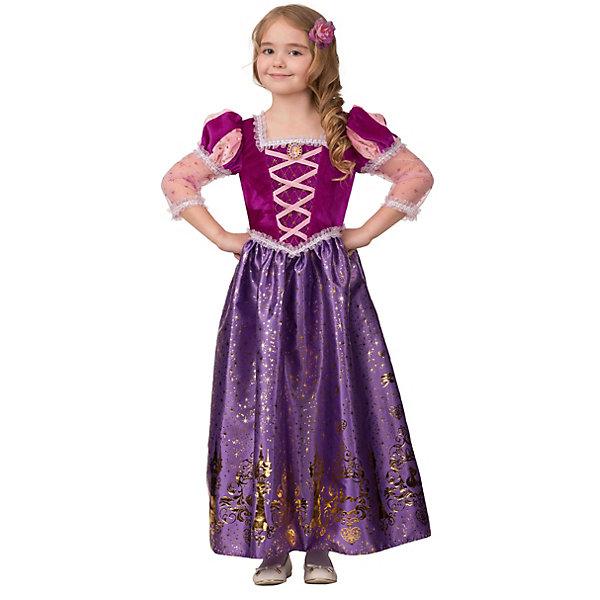Батик Карнавальный костюм Батик Принцесса Рапунцель цена