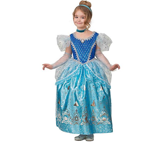 Батик Карнавальный костюм Батик Принцесса Золушка цена