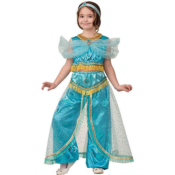 Батик Карнавальный костюм Батик Принцесса Жасмин батик карнавальный костюм батик принцесса белоснежка