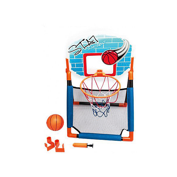 Картинка для Bradex Баскетбольный щит 2 в 1 Bradex, с креплением на дверь