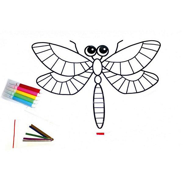 Bradex Раскраска надувная Bradex «Стрекоза»