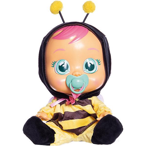 Плачущий младенец IMC Toys Cry Babies Betty, Китай, черный/желтый, Женский  - купить со скидкой