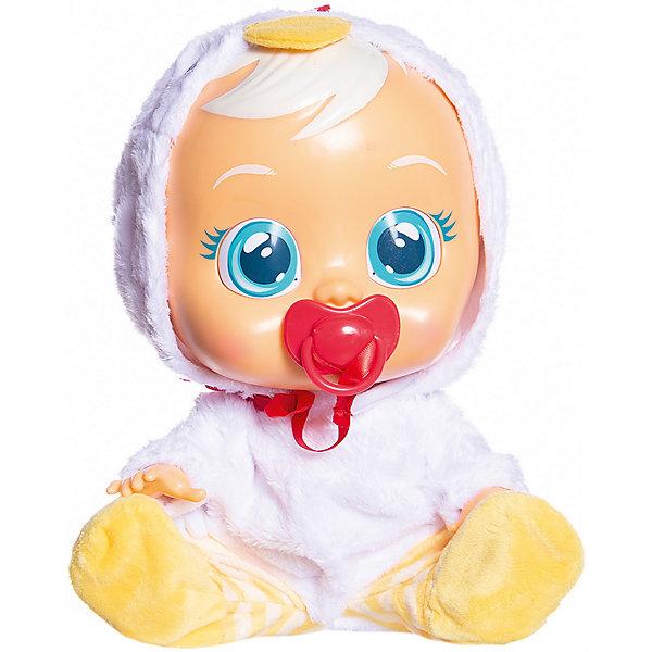 Купить Плачущий младенец IMC Toys Cry Babies Nita, Китай, желтый/белый, Женский