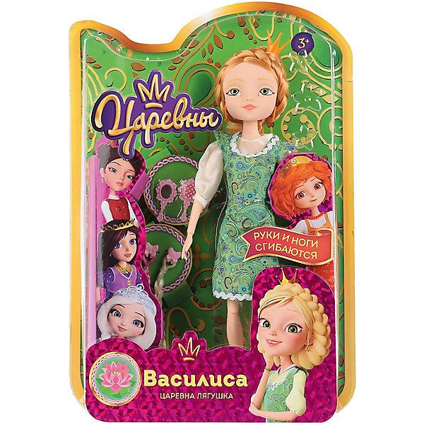 Купить Кукла Карапуз Царевны Дарья, 29 см, Китай, разноцветный, Женский