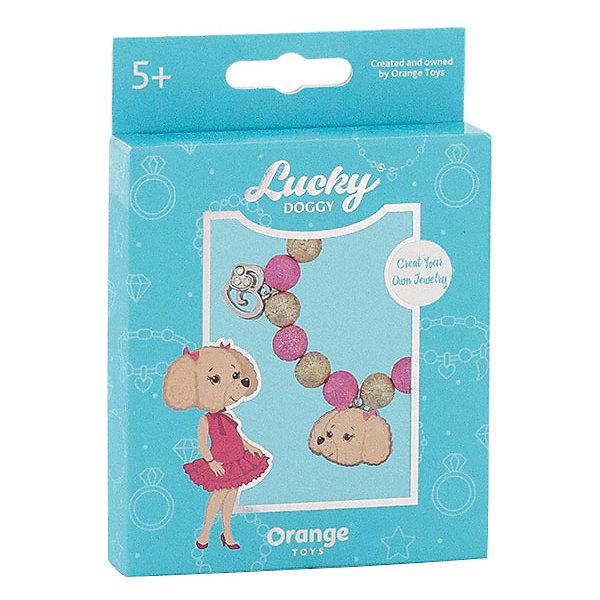 Orange Набор для создания браслета Lucky Doggy Пудель