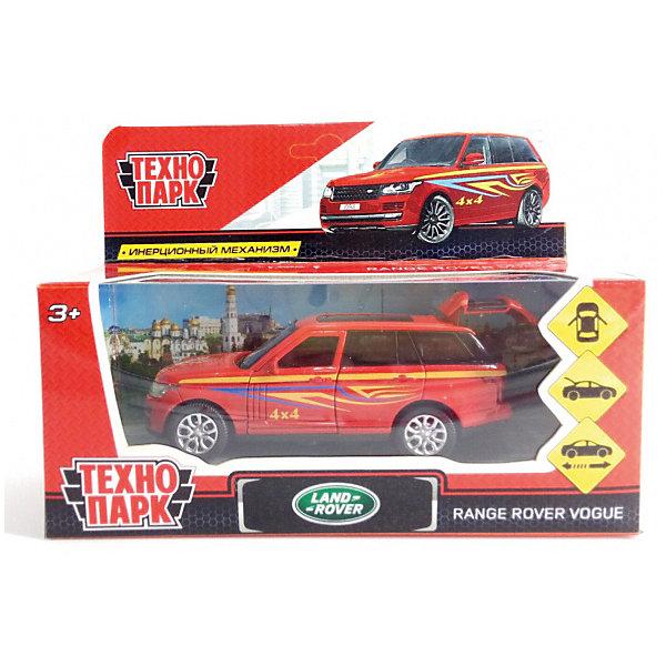 ТЕХНОПАРК Коллекционная машинка Технопарк Range Rover Vogue Спорт, 12 см технопарк машинка технопарк volkswagen polo спорт 12 см