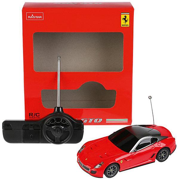 Rastar Радиоуправлемая машинка Ferrari 599 GTO, 1:32