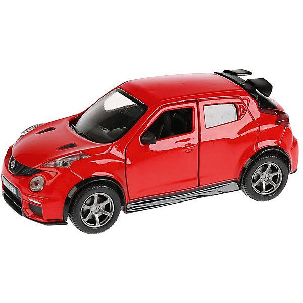 ТЕХНОПАРК Коллекционная машинка Технопарк Nissan Juke, 12 см, красная технопарк автомобиль камаз автоспорт