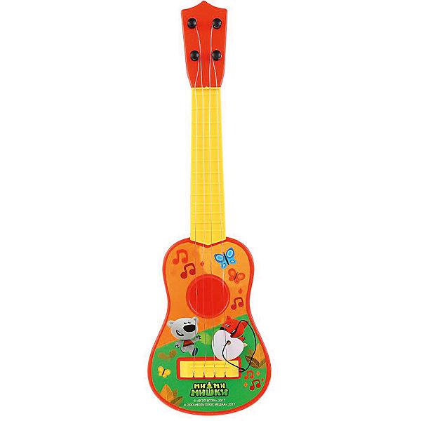 Играем вместе Гитара Ми-Ми-Мишки