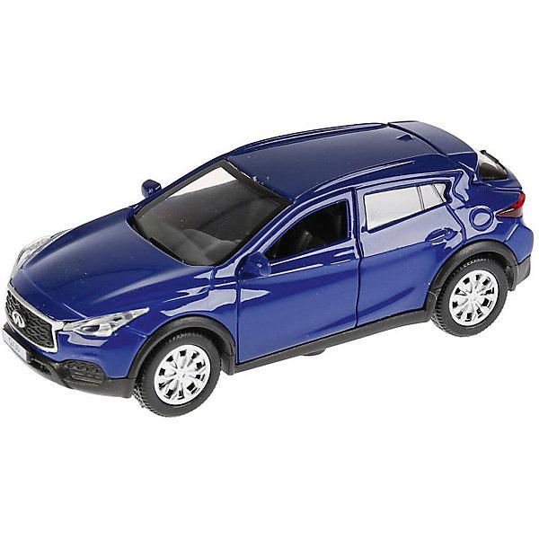 ТЕХНОПАРК Коллекционная машинка Технопарк Infiniti QX30, 12 см технопарк автомобиль камаз автоспорт