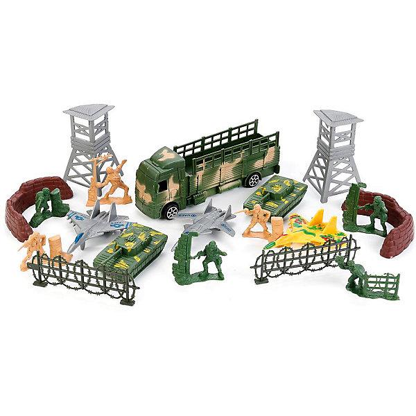 Играем вместе Набор солдатиков Играем вместе, с военной техникой набор играем вместе шпионский набор 2 предмета