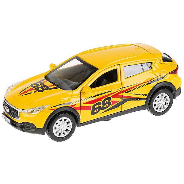 ТЕХНОПАРК Коллекционная машинка Технопарк Infiniti QX30 Спорт, 12 см технопарк машинка технопарк volkswagen polo спорт 12 см