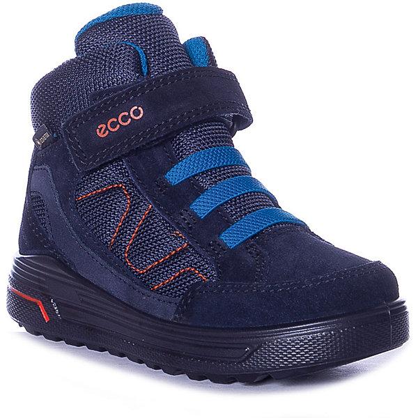 ecco Утепленные ботинки ECCO ecco ботинки ecco для девочки