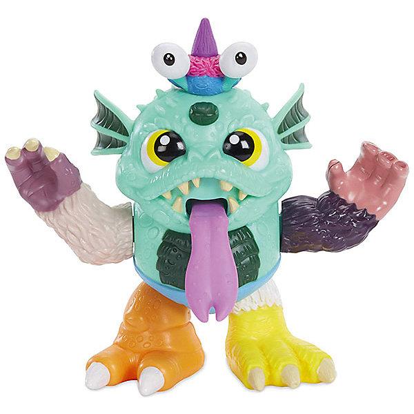 MGA Игрушка Crate Creatures KaBoom Монстр Кроак, звук