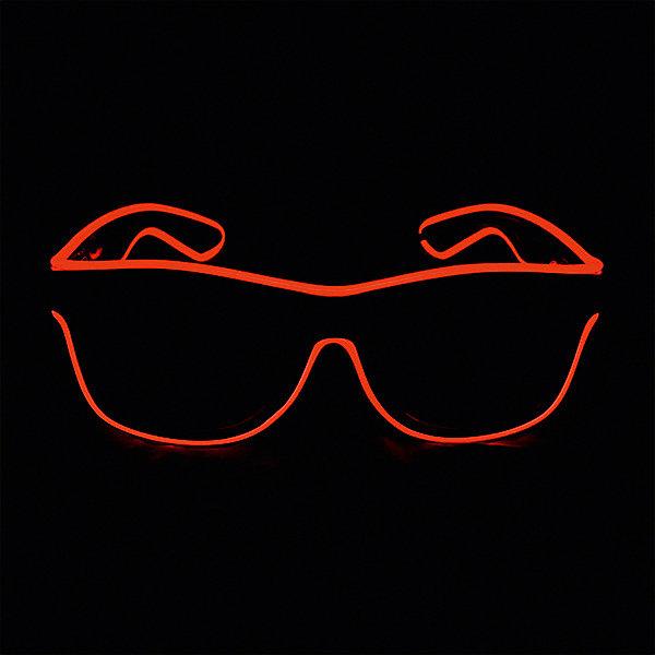 Фото - Патибум Очки Патибум Red, с подсветкой 3d очки