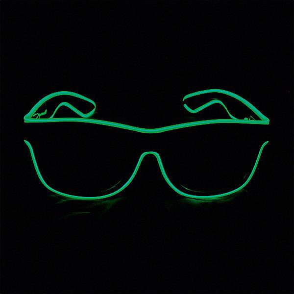 Фото - Патибум Очки Патибум Green, с подсветкой 3d очки