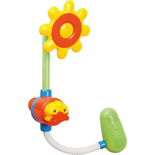 Жирафики Игрушка-душ для ванны Жирафики Цветок игрушки для ванны жирафики игрушка для купания дельфин светящийся