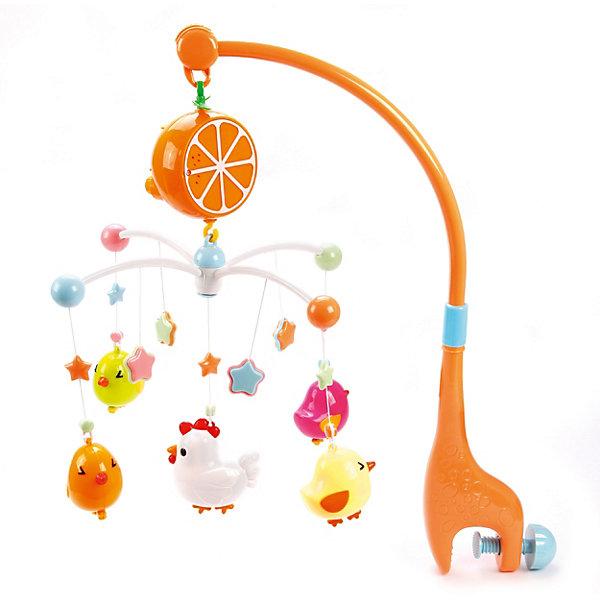 Наша Игрушка Мобиль Улыбка детства Птенцы