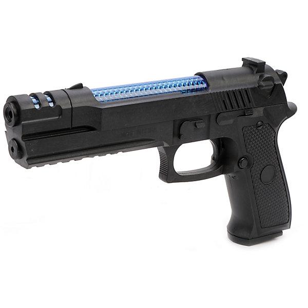 Наша Игрушка Пистолет Игрушка, свет и звук