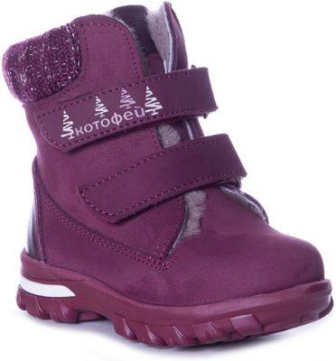 Котофей Утепленные ботинки Котофей
