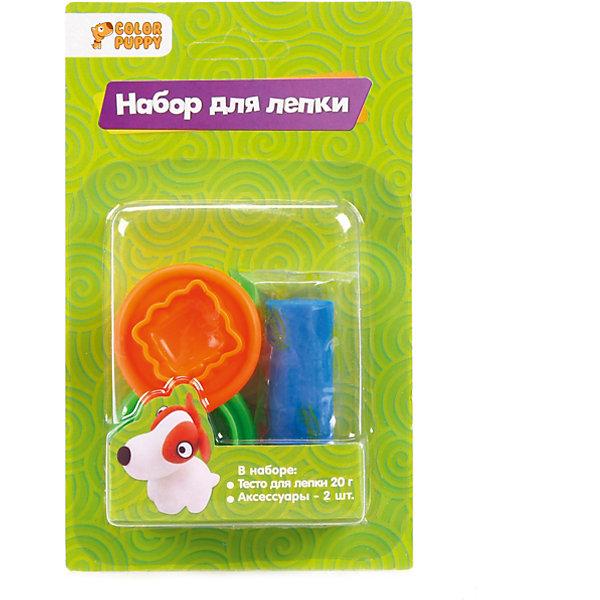 Color Puppy Мини-набор для лепки Color Puppy, тесто с аксессуарами