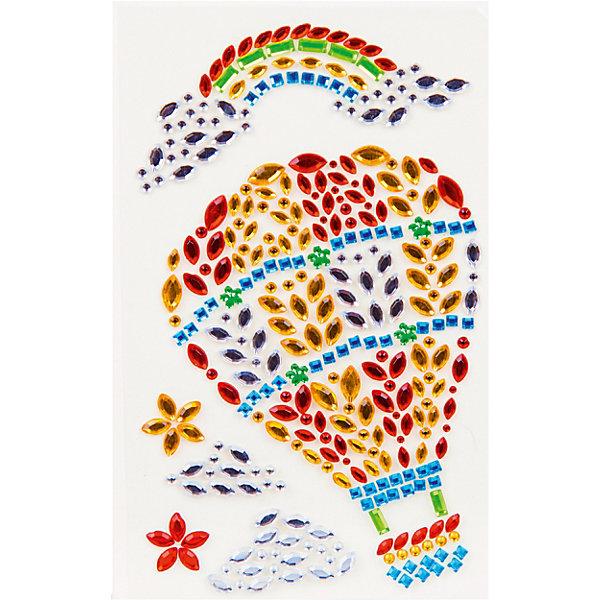 Color Puppy Наклейки из страз Воздушный шар