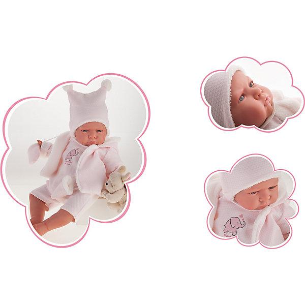 Munecas Antonio Juan Кукла-младенец Салюд, 52 см