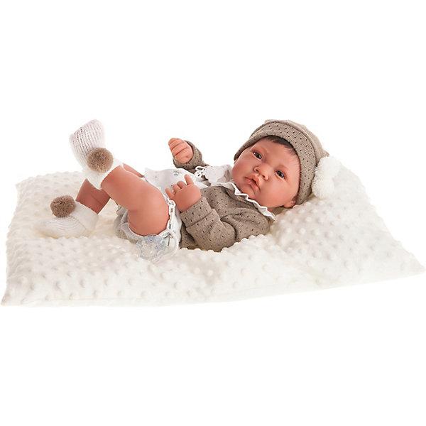 Munecas Antonio Juan Кукла-младенец Белен, 42 см