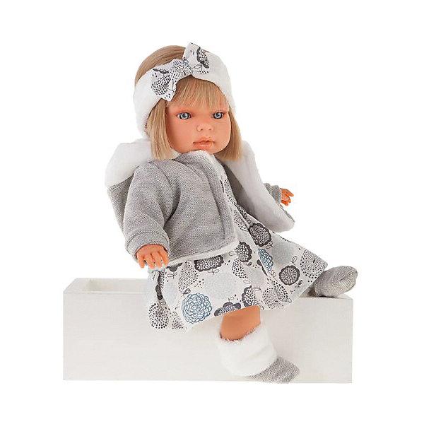 Купить Кукла Antonio Juan Валентина 37 см, Munecas Antonio Juan, Испания, серый, Унисекс