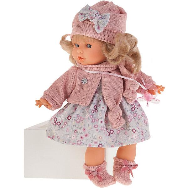 Munecas Antonio Juan Кукла Antonio Juan Марисела 30 см цена 2017