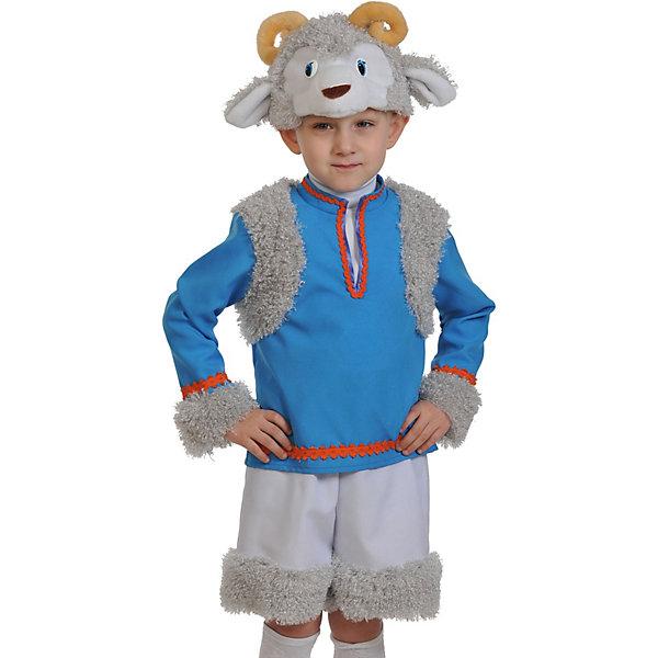 Карнавалофф Карнавальный костюм Барашек Бяшка,98-128
