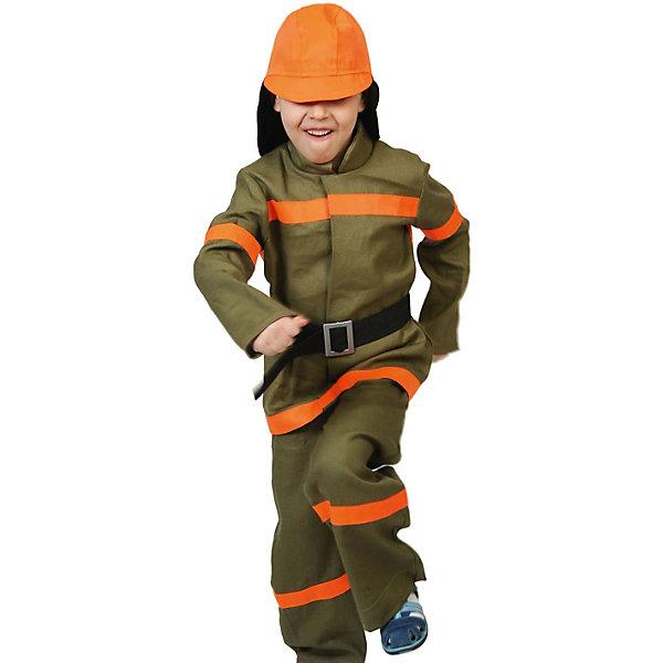 Карнавалофф Карнавальный костюм Пожарный