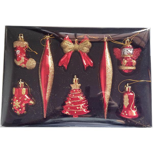 Волшебная страна Набор новогодних украшений страна, HD1508-5129S03