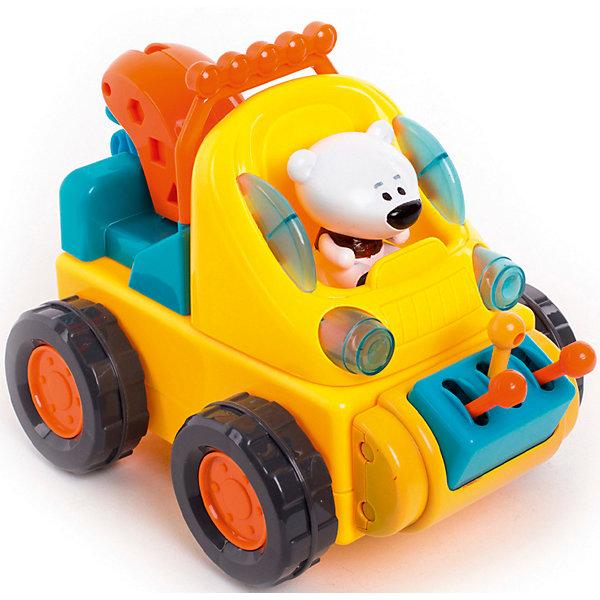 Gulliver Транспортный набор Gulliver Ми-ми-мишки Тучка Тягач