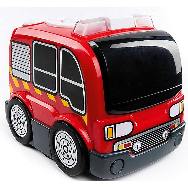 Silverlit Программируемая пожарная машина Silverlit silverlit пожарная машина tooko красный
