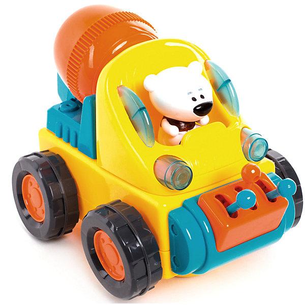 Gulliver Транспортный набор Gulliver Ми-ми-мишки Тучка Бетономешалка