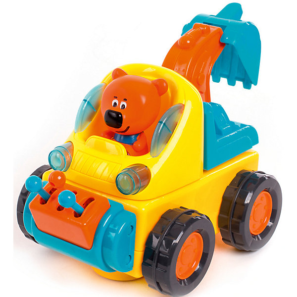 Gulliver Транспортный набор Ми-ми-мишки Кеша Экскаватор