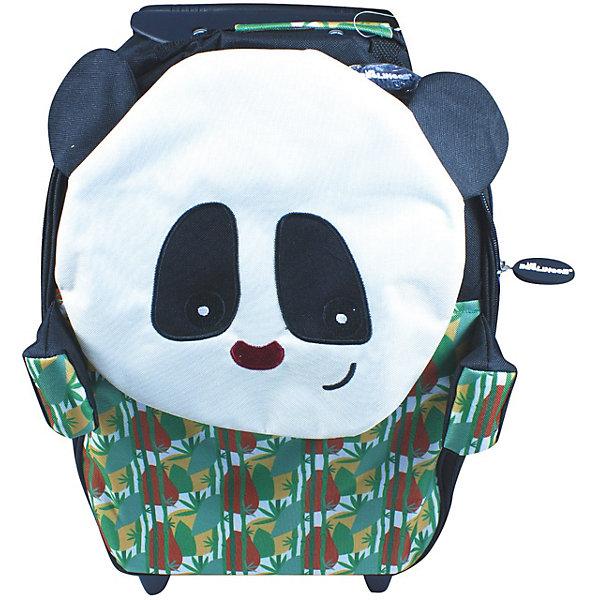 DEGLINGOS Чемодан Deglingos Rototos Le Panda, высота 46 см mistinguette кукла deglingos mistinguette antoinette