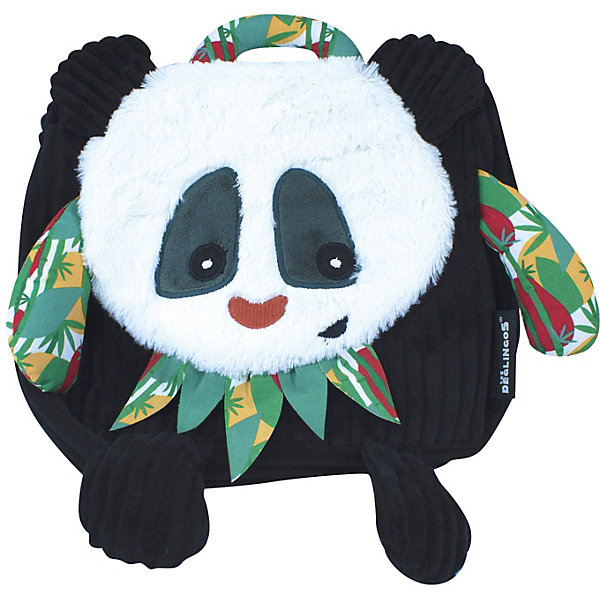 DEGLINGOS Рюкзак Deglingos Rototos The Panda mistinguette кукла deglingos mistinguette antoinette