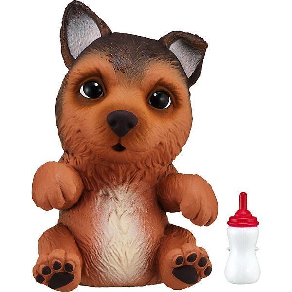 Moose Игровой набор Moose OMG Pets! Cквиши-щенок: Немецкая овчарка
